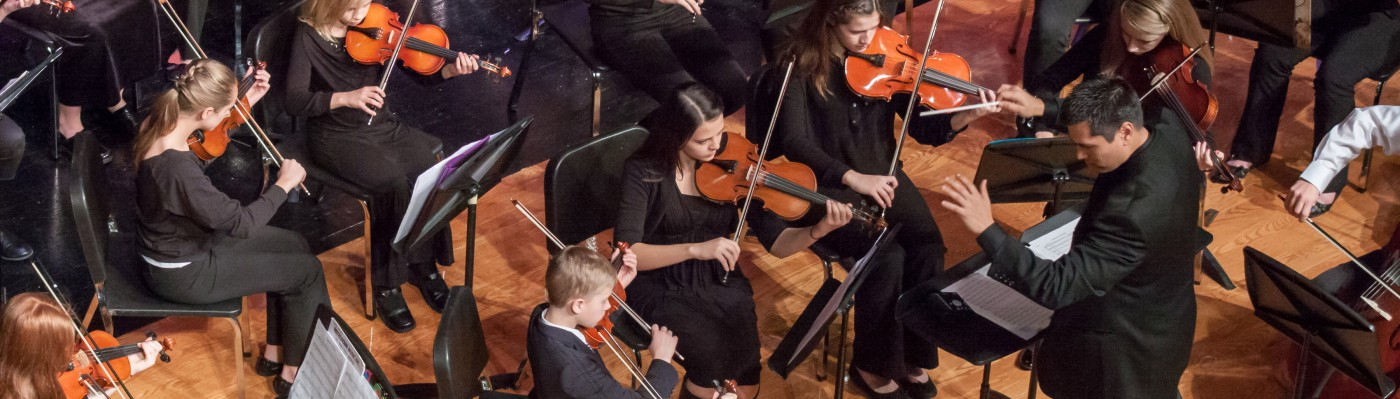 The Mansfield Symphony Youth Strings